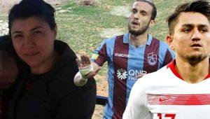 Kızının gözü önünde katledilen Emine Bulut cinayetine, spor camiasından da lanet yağdı!