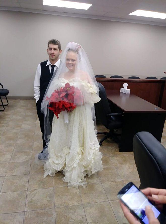 Yürekleri dağlayan son! Nikahları kıyıldıktan birkaç dakika sonra feci şekilde can verdiler