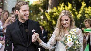 Milyoner YouTuber'a evlilik yaradı! Abone sayısı 100 milyonu aştı