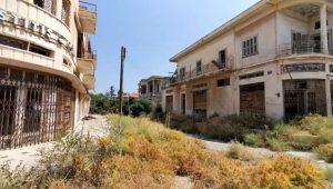 45 yıldır sivillerin girişine izin verilmiyordu, hayalet şehir böyle görüntülendi!