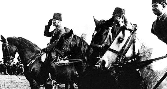 Başkomutan Mustafa Kemal'in Büyük Taarruz'daki dahiyane stratejisi!