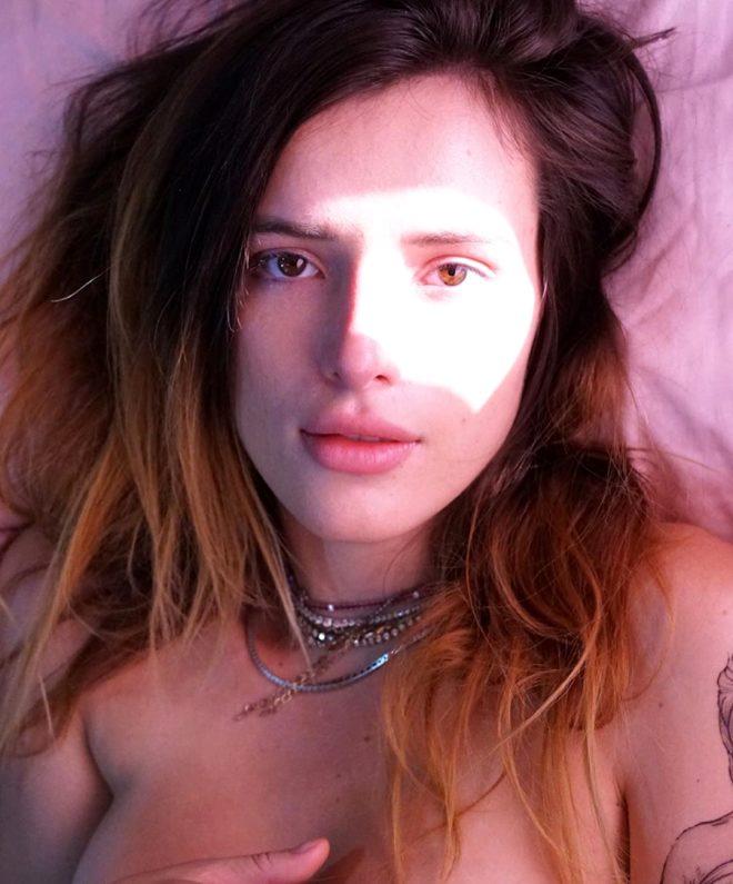 Cesur model Kendall Jenner, çırılçıplak pozuyla Instagram'ı salladı!