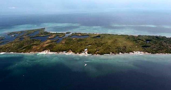 Cinsel ilişki adasına tepki yağıyor! Helikopterlerle eskort taşıyorlar