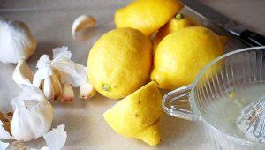 Limon suyuna sarımsak atınca bakın ne oluyor! Etkisi inanılmaz