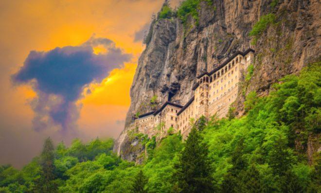 Sümela Manastırı'yla ilgili tarihi sır yıllar sonra ortaya çıktı!