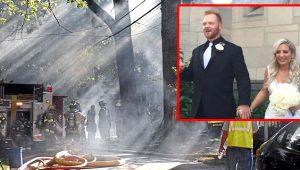 Psikolojik sorunları olan 59 yaşındaki baba, kızının düğün gününde evi havaya uçurdu!