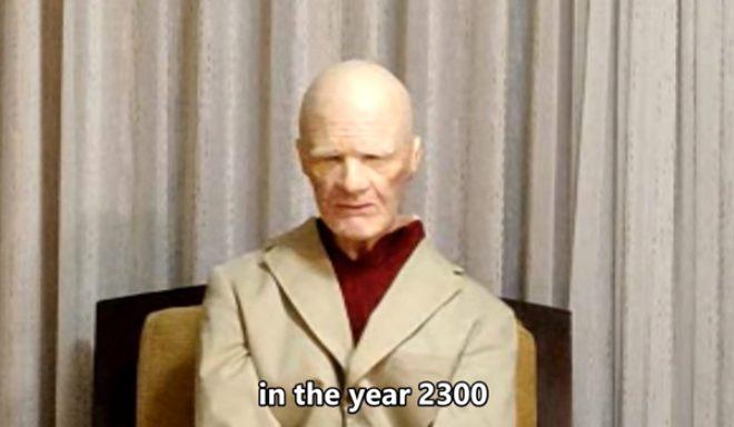 2300 yılından gelen zaman yolcusundan bomba iddia! 300 yıl sonra bakın dünyayı kimler yönetecek