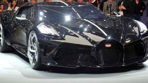 Bu arabanın eşi benzeri yok, sadece 1 adet üretildi! Fiyatı dudak uçuklatıyor