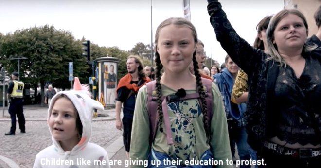 Dünyanın konuştuğu 16 yaşındaki çevre eylemcisi, Türkiye'yi Birleşik Milletler'e şikayet etti!