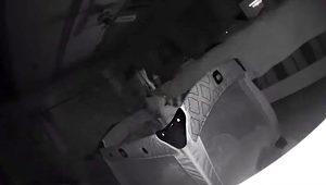 Bebek odasında tüyler ürperten görüntü! Kamera kayıtlarını izledikten sonra evi terk ettiler