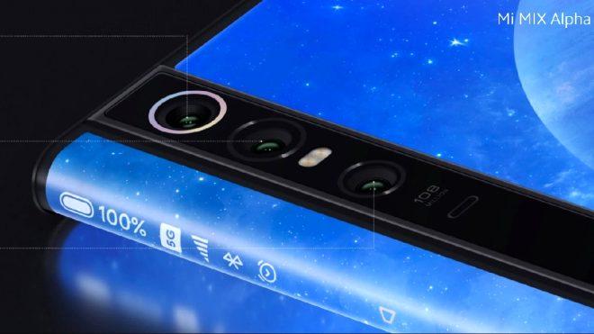 Bu telefonun her tarafı ekran! İşte Xiaomi Mi Mix Alpha'nın satış fiyatı ve özellikleri