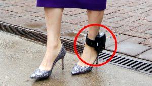 Huawei'nin sahibinin kızı ayağında kelepçeyle görüntülendi!
