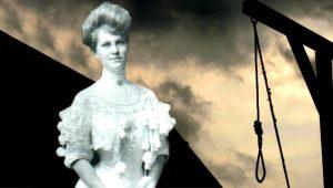 İdamına gelinlikle giden ilk kadın seri katil Lavinia Fisher'ın tüyler ürperten hikayesi!
