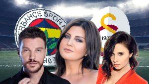 İşte ünlü isimlerin Galatasaray-Fenerbahçe derbi tahminleri
