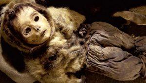 500 yıllık keşif! Annesi öldü diye canlı canlı gömüldü