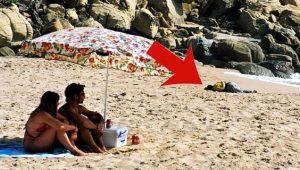 Cesedin yanı başında tatil yaptılar! İşte tarihe damga vurmuş 13 fotoğraf