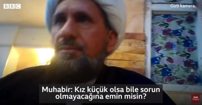 Irak'taki din adamlarının 9 yaşındaki kız çocuklarına fuhuş yaptırdığı ortaya çıktı!