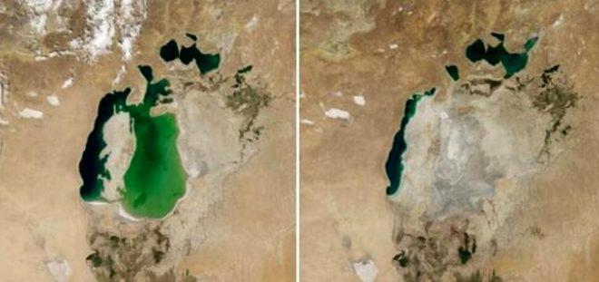 NASA'dan ürküten fotoğraf! Dünyanın sonu geliyor