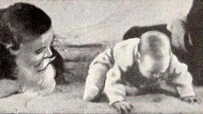 8 aylık bebeğe utanç dolu deney! Acıya daha fazla dayanamayıp küçük yaşta can verdi