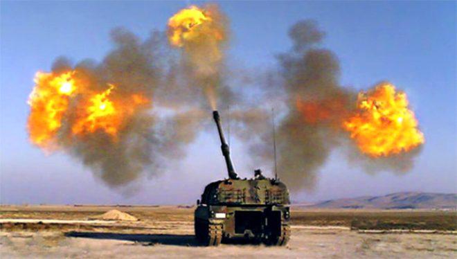 Düşmana korku salıyor! İşte Barış Pınarı Harekatı'nda kullanılan silahlar
