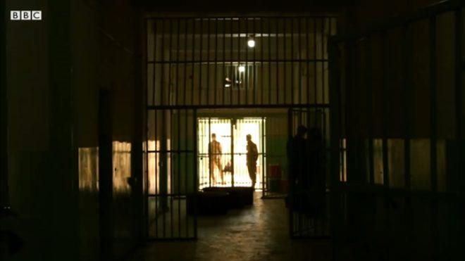 DEAŞ hapishane ve kampları ilk kez görüntülendi!