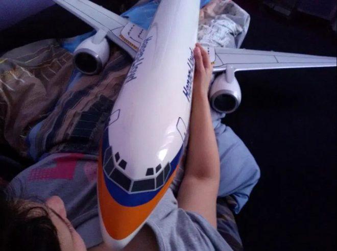 30 yaşındaki kadın hayaliyle pes dedirtti! Uçakla evlenip hangarda yaşamak istiyor
