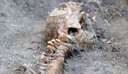 İzmir'de 5 yıl sonra toprağın altından çıkarıldı! Tam 250 kilo