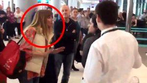 Havalimanında kadın görevliye hakaretler yağdırmıştı, Fatma Funda Esenç'in cezası belli oldu!