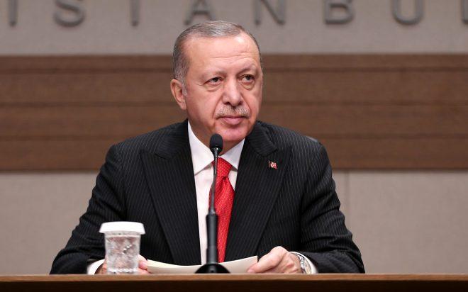 Recep Tayyip Erdoğan / Balık