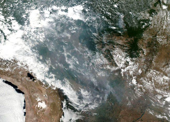 NASA paylaştı! İşte Dünya'nın sonunun adım adım geldiğini gösteren kareler