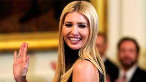 Trump'ın güzeller güzeli kızı Ivanka Trump'ın estetiksiz hali görenleri şoke etti!