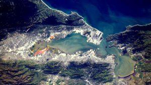 Şaşırmamak elde değil! Uzaydan İstanbul gibi görünüyor ama gerçek çok başka