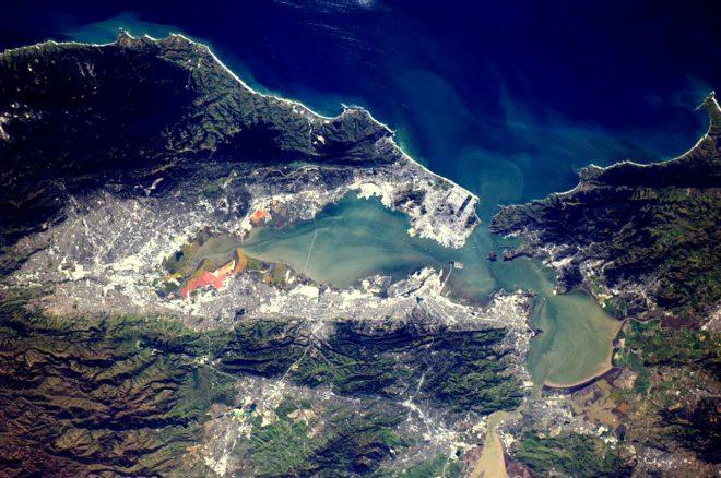 İstanbul'a benzerliğiyle şaşırtan San Francisco Körfezi / ABD