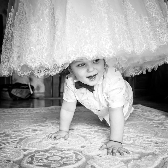 3 yaşına basan oğlunun fotoğrafını paylaştıktan dakikalar sonra felaketi yaşadı!