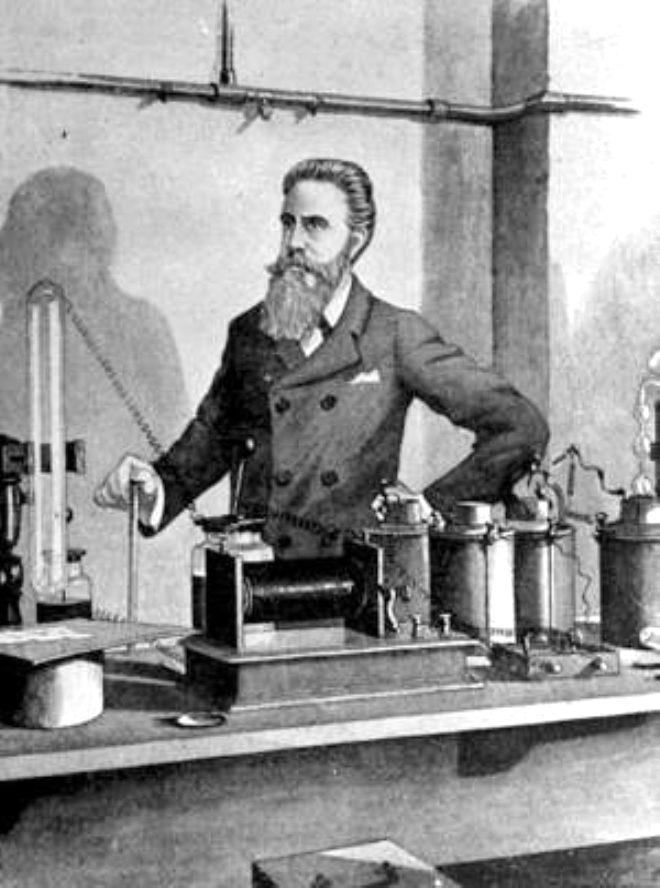 İlk röntgen filmi 1895 yılında çekildi