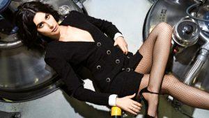 Ateşli oyuncu Nesrin Cavadzade yine çok iddialı! Dergi pozları yürek hoplattı