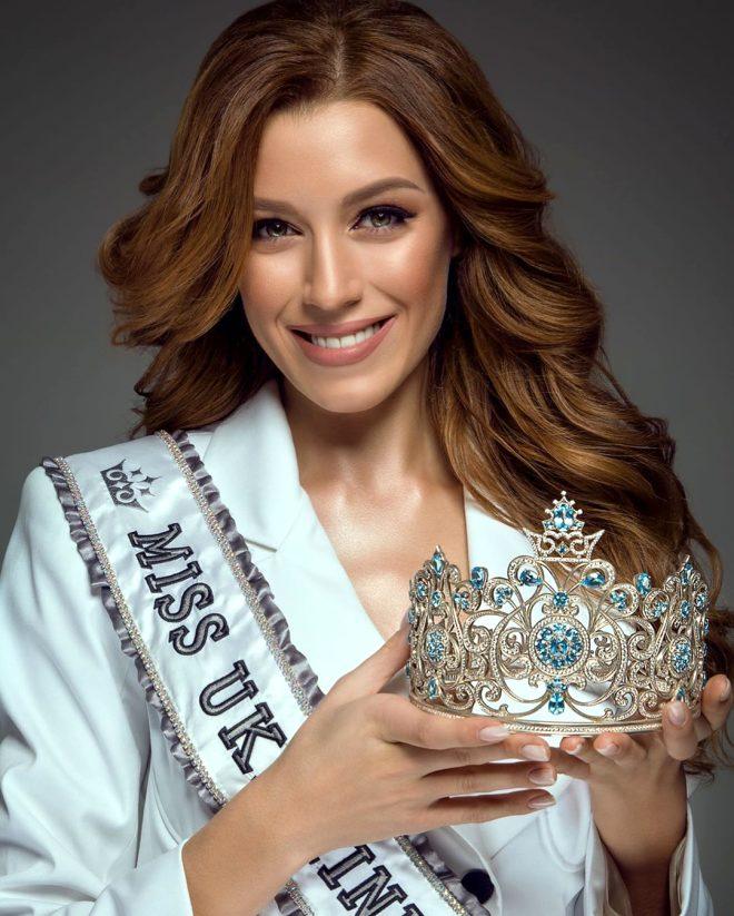 Ukraynalı Kainat Güzeli Anastasiya Subbota, iki ülke arasında krize neden oldu!