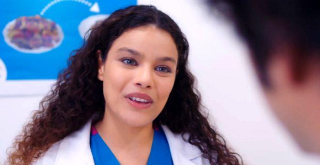 Mucize Doktor'da Ali Vefa'nın patalojiden arkadaşı maviş gözlü Duygu, bakın nereli!