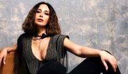 Ünlü şarkıcı Betül Demir, siyah mayolu pozuyla Instagram'ı salladı!