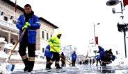 Belediyelerin kar diyaloğu gülümsetti: Temizliğe başladık kanka!