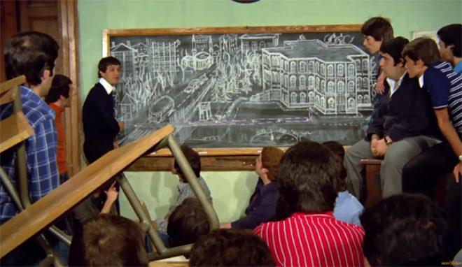 Hababam Sınıfı Uyanıyor'daki kaçış planı krokisinin sırrı ortaya çıktı!