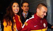 Boşanma aşamasında olan Wesley Sneijder ile Yolanthe çifti hakkında şaşırtan gelişme!