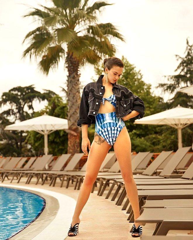 Güzel oyuncu Melisa Şenolsun, Atiye'ye sevişme sahnesi ile damgasını vuracak!