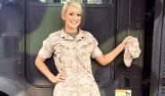 Orduda çavuş rütbesindeydi, çıplak pozlarıyla Playboy yıldızı oldu! Fotoğrafları Instagram'ı sallıyor