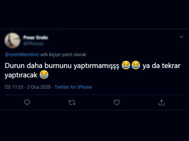 Acun Ilıcalı'nın 20'lik sevgilisi Çağla Altunkaya'nın estetiksiz hali Twitter'ı salladı