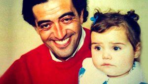 Edip Akbayram'ın minik kızına bir de şimdi bakın! Babası gibi şarkıcı çıktı
