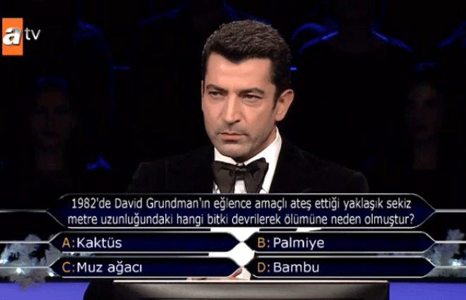 125 bin TL'lik soru, Kim Milyoner Olmak İster izleyicisini ekrana kilitledi
