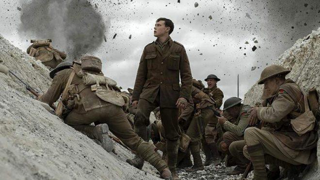 En İyi Film - Drama: 1917