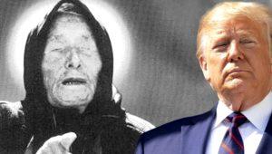 Kahin Baba Vanga'dan tüyler ürperten kehanet! 2020 Trump'ın sonu olacak