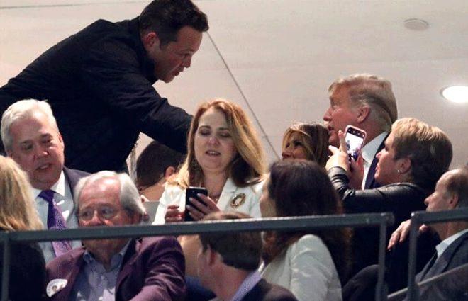 Melania Trump yine yaptı yapacağını! Binlerce kişi canlı yayında izledi